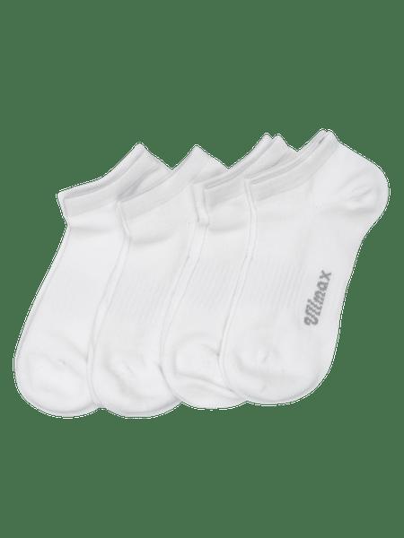 Coolmax Sock Ankle 4-p Vit