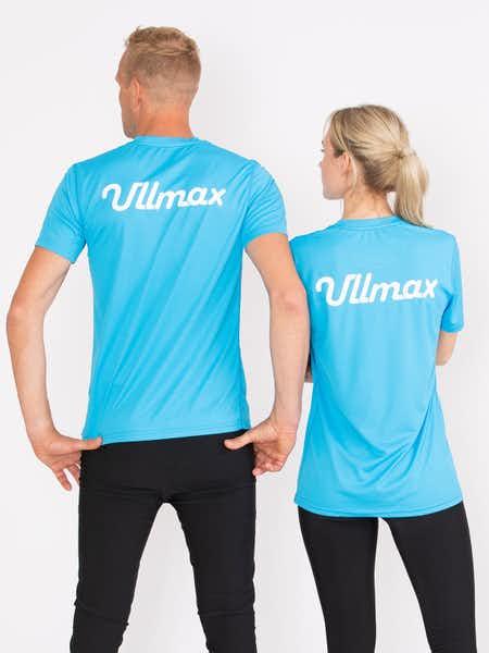 Ullmax T-shirt Blå